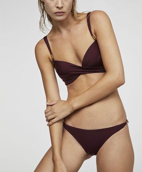 Bikini braguita detalles