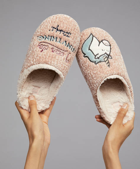 Mr Wonderful © slippers