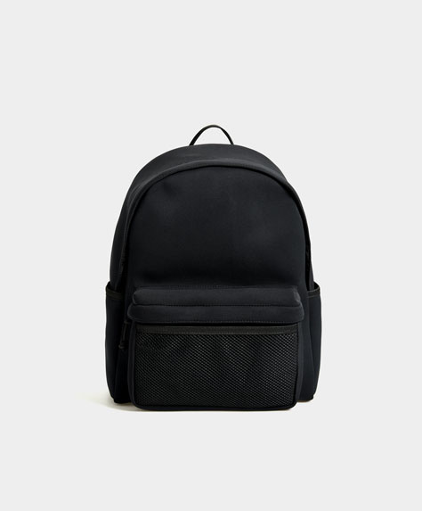 Latex OYSHO backpack