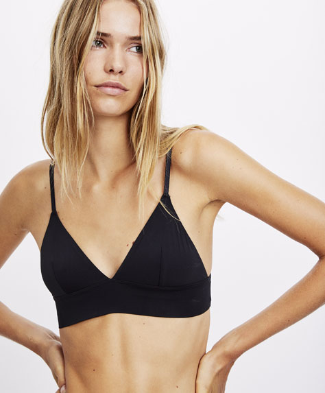 Basic bra top
