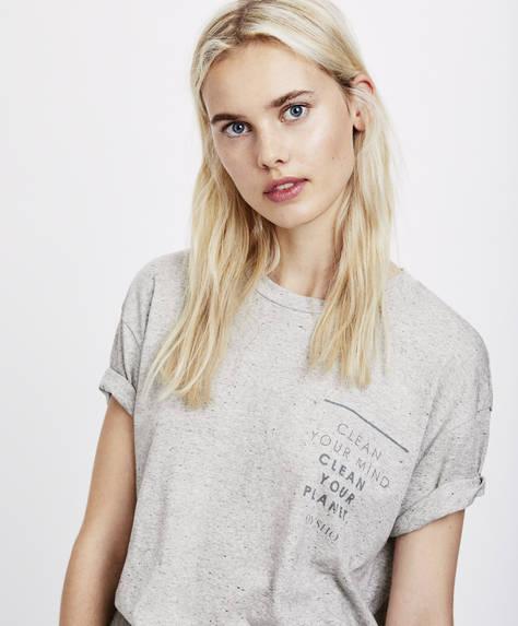 Camiseta Clean Your Mind