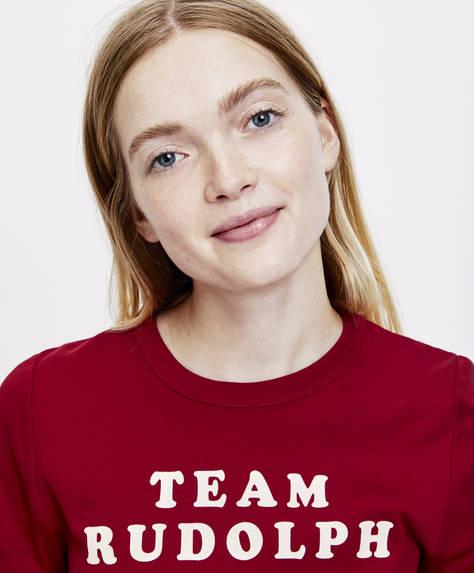 Camiseta Rudolf
