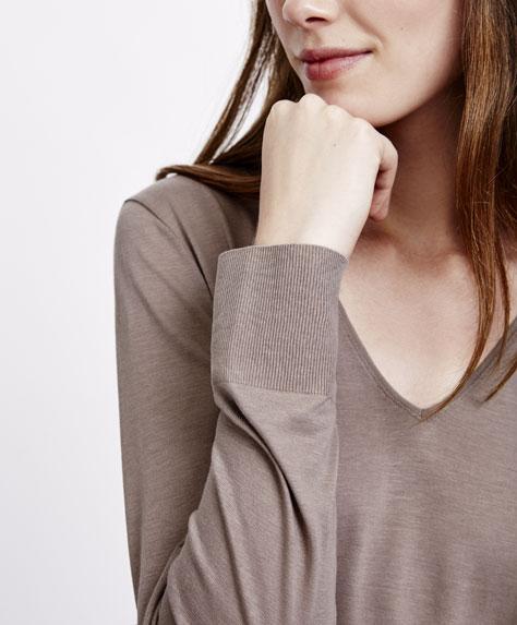 Plain T Shirt by Oysho