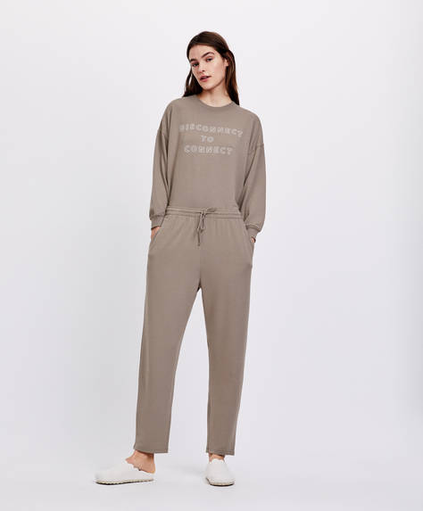 Pantalon « disconnect »