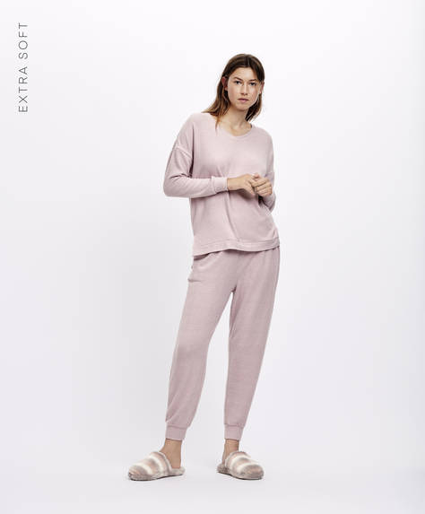 Extra-soft trousers