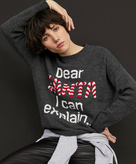 Dear Santa jumper