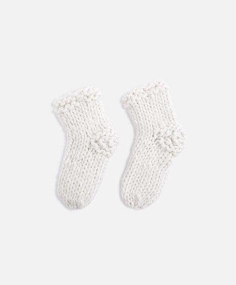 Handgefertigte Socken