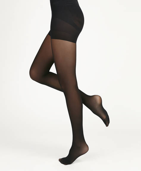 30 DEN push-up tights