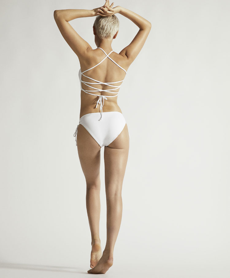 5642795651a23 Classic striped bikini bottoms - Swimsuits - Swimwear and beachwear ...