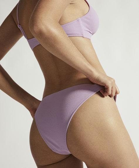 Lila brazilian bikinibroekje