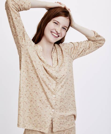 Camisa miniflorecitas