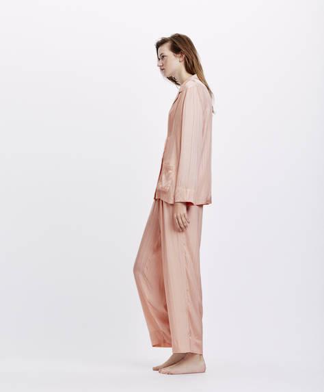 Camisa Lisa Stripes by Oysho