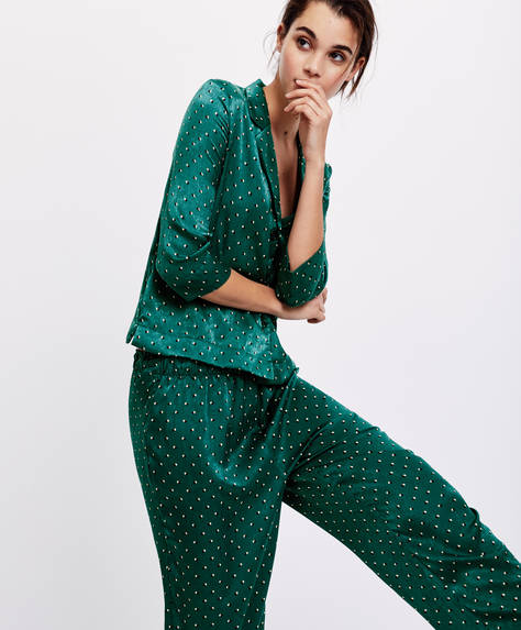 Camici green dots