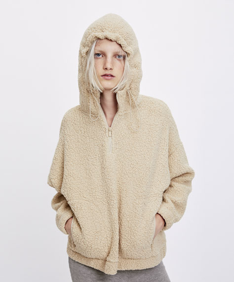 Sweat en sherpa