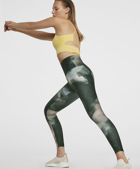 Legging estampado cintura super alta