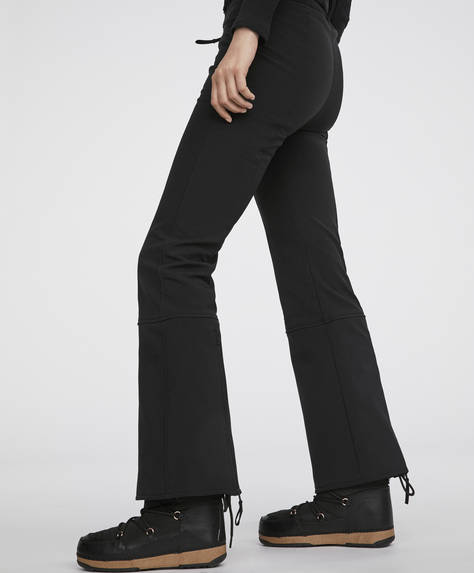 Super high-waisted Ski trousers