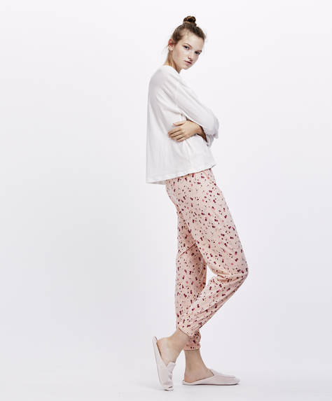 Little flowers trousers