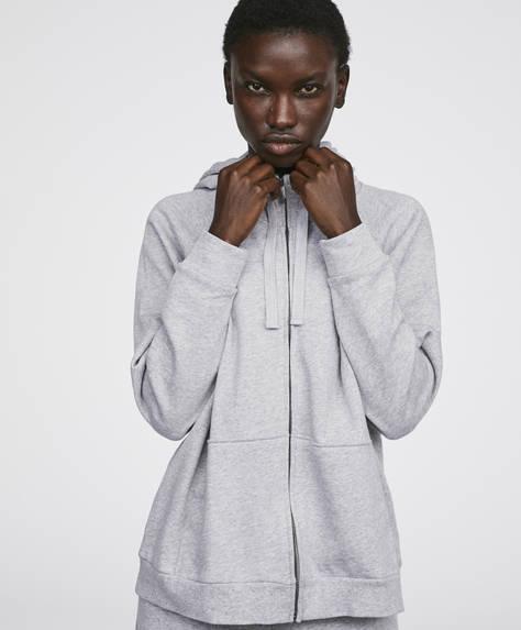 Mélange sweatshirt