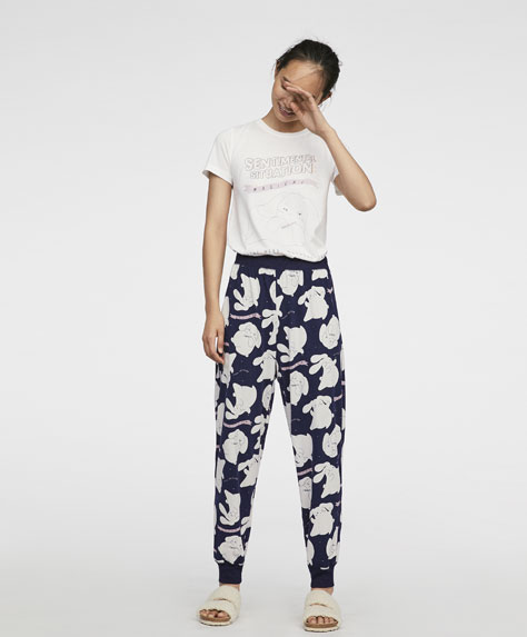 Sentimental situation trousers