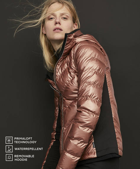 Jacket with PrimaLoft® padding