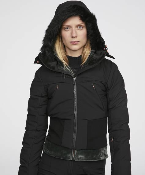 Kurze Jacke mit PrimaLoft®-Wattierung