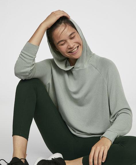 Extra soft sweatshirt