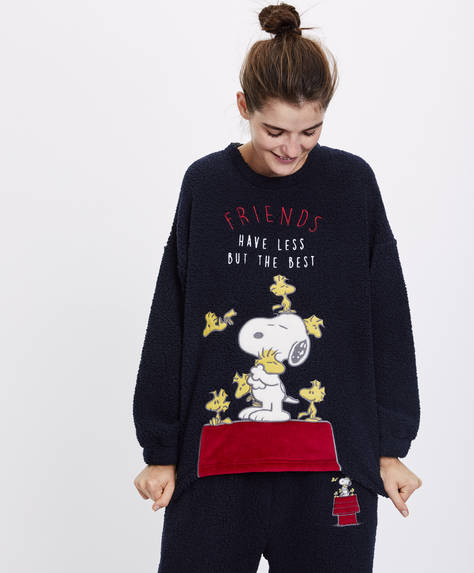 "Sweatshirt ""Friends"" mit Snoopy®-Motiv"