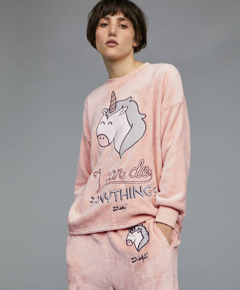 Mr Wonderful® unicorn sweatshirt