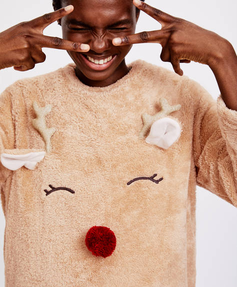 "Sweatshirt ""Team Rudolph"""