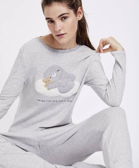 Kaninchen-Shirt