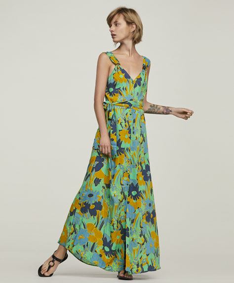 Seventies dress