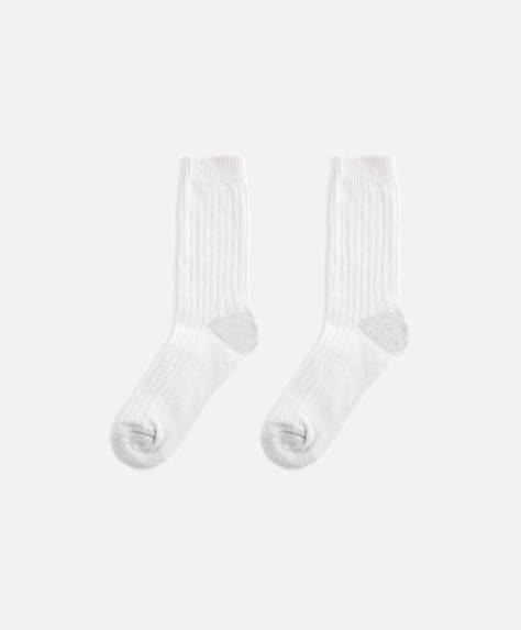 Soft fashion socks