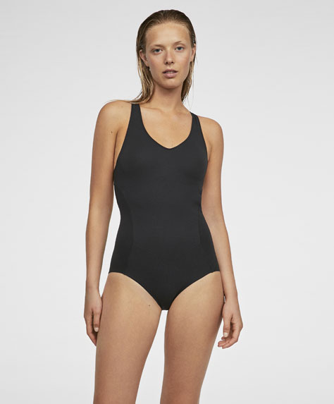 Sculpt swimsuit