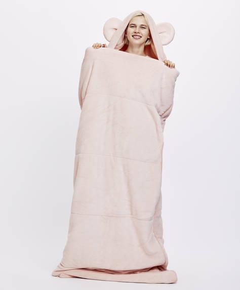 Uyku tulumu battaniye