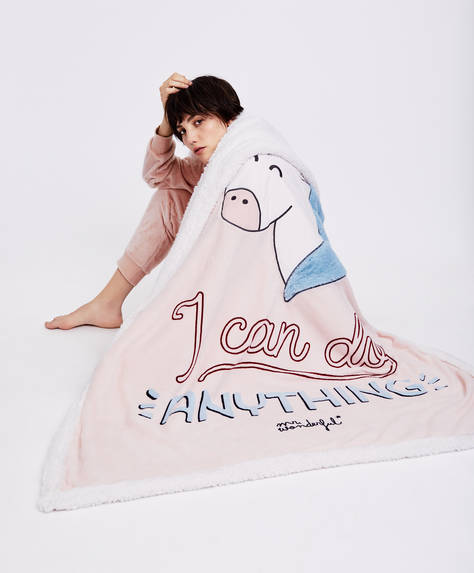 Mr Wonderful® blanket
