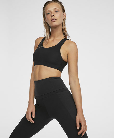 Firm-support quick-dry top