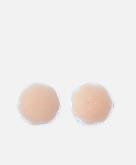 Brustwarzenaufkleber aus Silikon