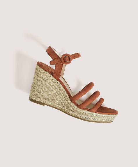 Tubular jute wedges