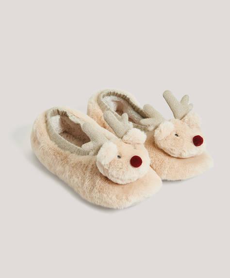 Pack pantufas de Natal