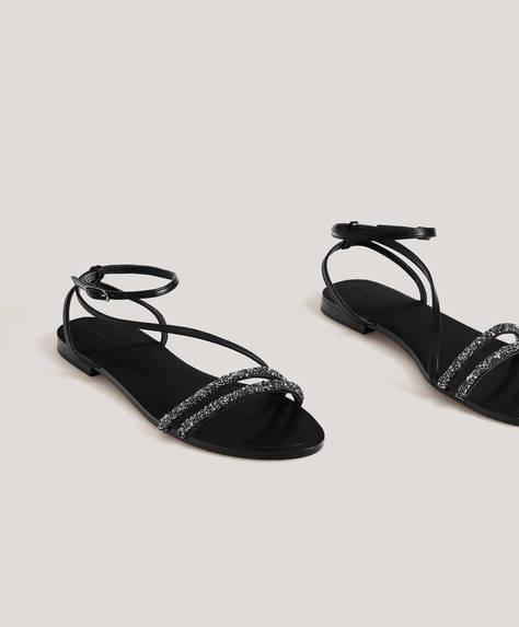 Sandalia minimal joya