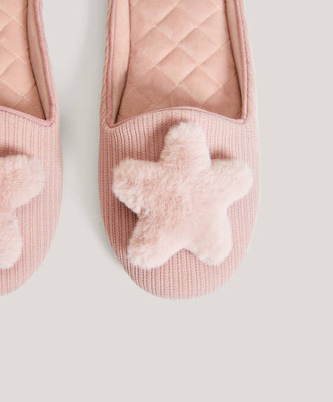 Star slippers
