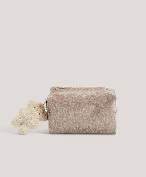 Little bear wash bag