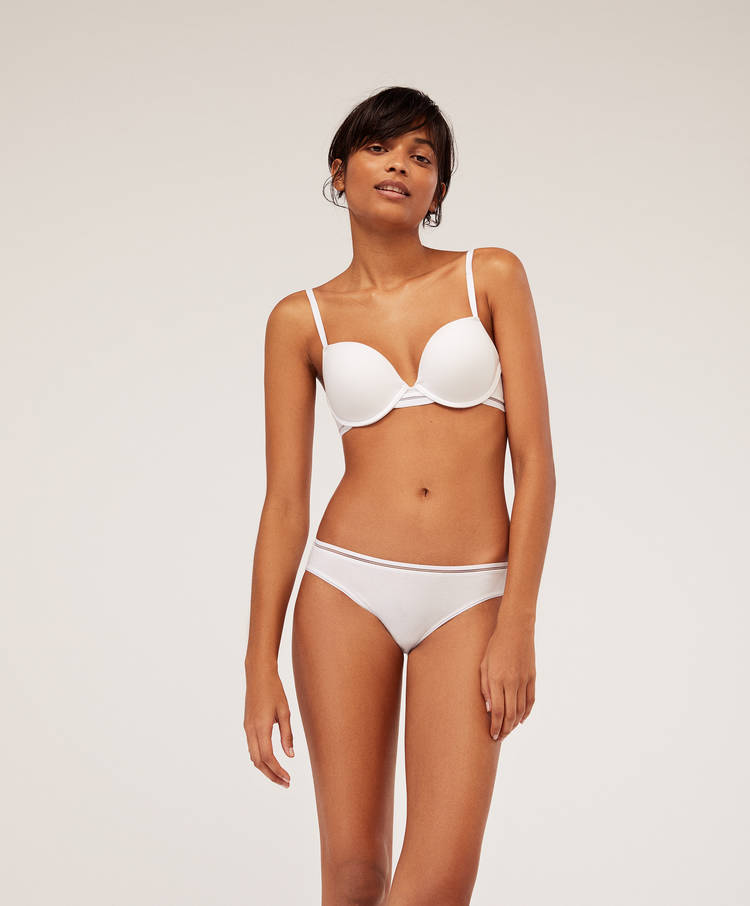 90b6f78d80 Cotton push-up bra - Join Life Collection - JOIN LIFE | Oysho Indonesia