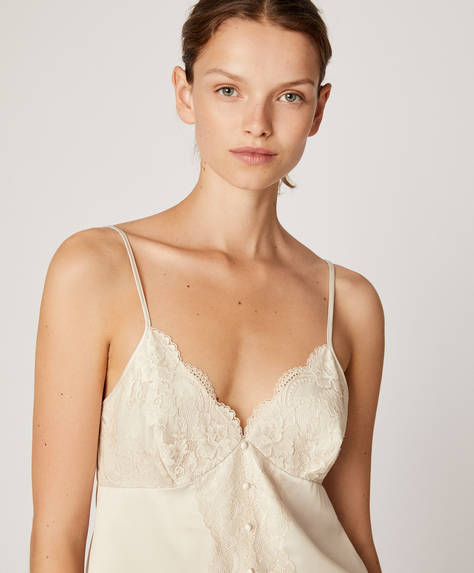 Essential Lace camisole