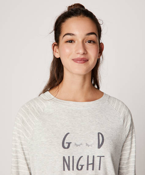 """Good Night"" T-shirt"
