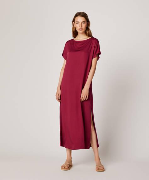 Raspberry nightdress