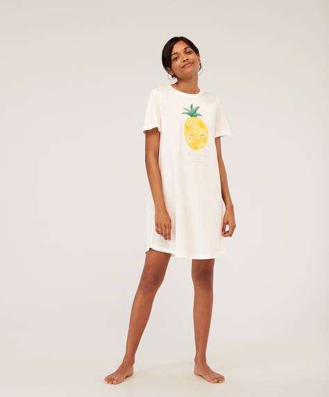 Pineapple nightdress