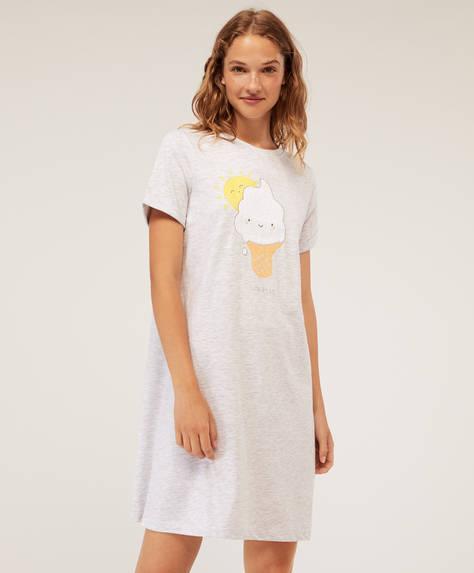 T-shirt à manches courtes «suncream»