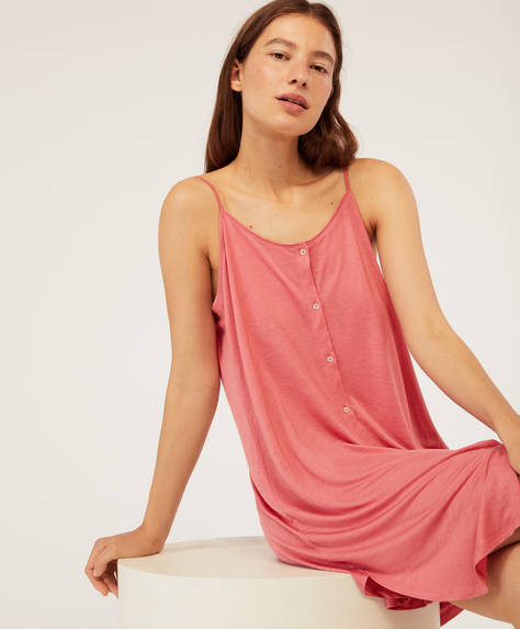 Strappy Tencel® nightdress