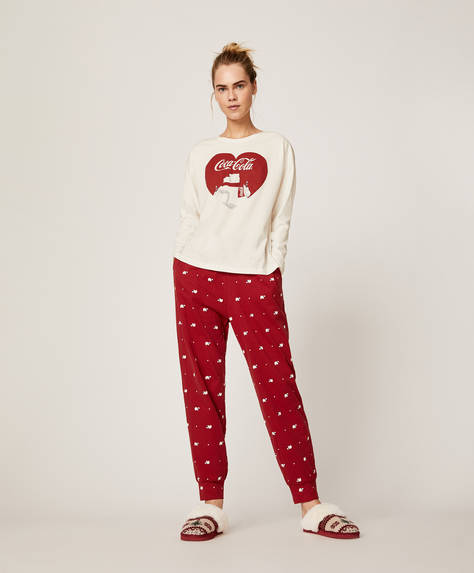 Polar bear trousers